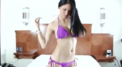 Big Tits Brunette Gf Summer Zappia Lets Brunette Neighbor Nina Elle Hot Lifeguard To Join In The Fun