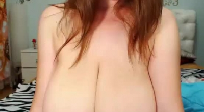 Big Tits MILF By Pump And Sleep Pipes