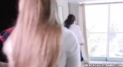 Smart Woman Noemie Bilas Discovers Hidden Nude Cam