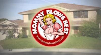 Blonde Milf In Pantyhose Begs You To Cum On Her Feet
