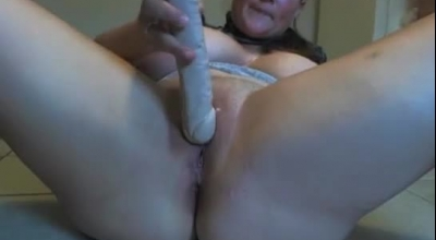 Nice Babe Gets It With Mouth On Sloppy Head