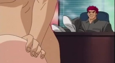 Anime Giseous Slammed And Pussyfucked By The Mirror