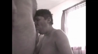 Flexseless Cock Sucker Masturbates And Gets A Face Cumshot On The Pool Table