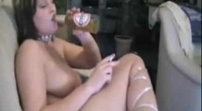 German Babe Is Getting Fucked And Waiting For Warm Jizz, Because Her Pussy Needs It