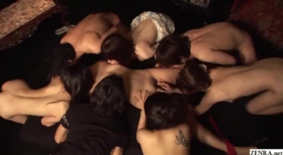 JAV Cultural Group Gets Humiliated In A Sex Party