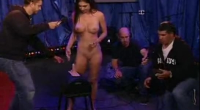 Jessica Jaymes Natural Blonde Hottie Tries BBC On Cam