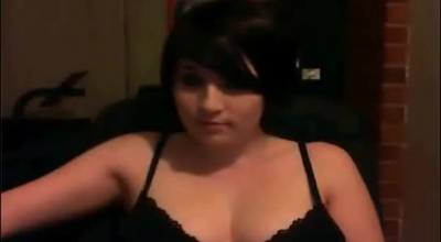 Blue Eyed Brunette Has A Thing For Licking Fat Cunts That Are Good For More Pleasure