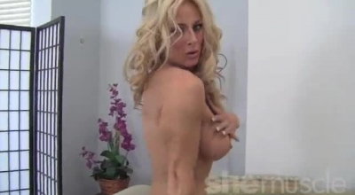 Fit Blonde Cougar Went To See Her Gynecologist And Got Fucked The Way She Always Wanted