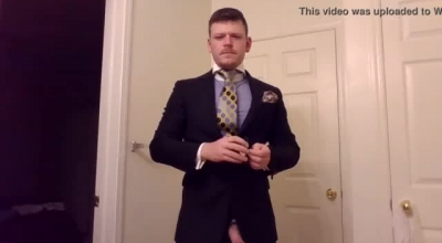 Handsome Man Is About To Go To His Girlfriend's Place To Fuck Her Until She Cums