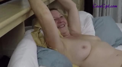 Cece Stone Is Shaking Her Very Large Bazooka, While Her Best Friend Is Licking It Like A Slut
