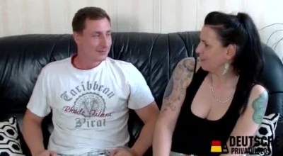 German Mature Lilianas Big Ass Squirting Big Boobs Wet