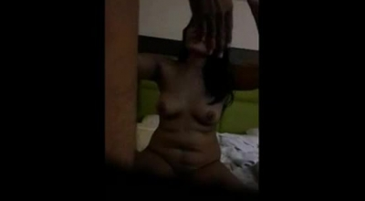 Sexy Indian Girl Skyping Webcam