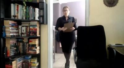 Big Tits MILF Stepmom Deauxma Defeats Black Stepson
