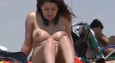 Young Beauty Shows Off Her Shy Titties For You. Last Time She Left On A Trip.