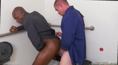 BLOWJOB Black Gay Boy Comes Back After Jail Time