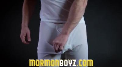 Bareback Double Dick Spanking