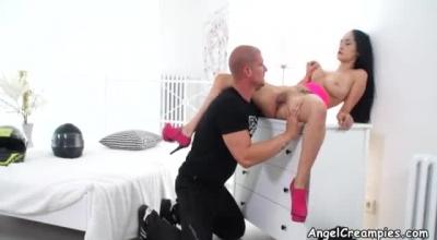 Big Dicked Cock Fucks Big Ass Latin Beauty