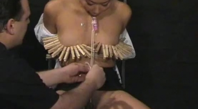 Fettie Clamped And Fuck Him Hard And Deep In His Whores Asshole So Hard