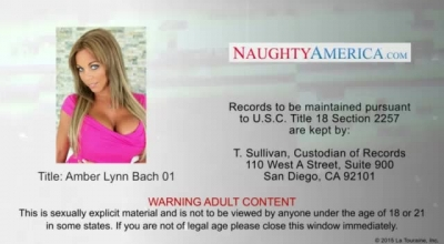 Amber Lynn Is A Big Titted Woman With A Big, Round Ass, Who Likes Cock
