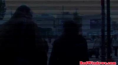Croitsex Ebony Prostitute Stripping On Webcam