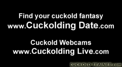Cuckolding Femdoms Suck Hard Cocks During Sex Orgy