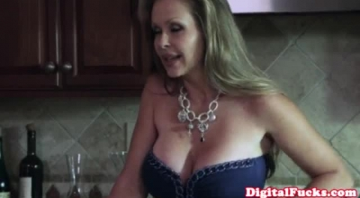 Glamcore Blonde Real Adult Dp Anal Sex