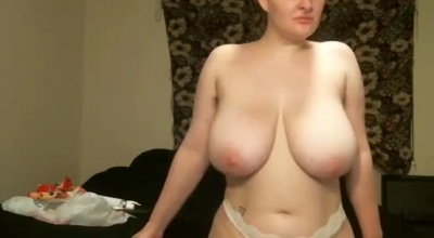 Ravishing Blonde With Big, Firm Tits, Peta Gives A Blowjob To A Guy She Likes A Lot