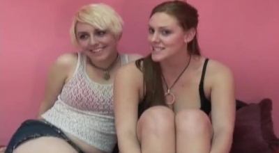Two Bisexual Amateurs Showing A Cocky Soapy Handjob.