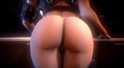 Katana Kombat Is A Big Titted Master Thief Who Likes To Fuck Her Step- Brother All Day