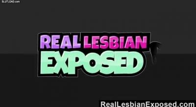 Dazed, Cum-hungry Lesbian Sluts Loving Some Friends