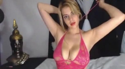 Big Titted Milf, Saffron Rose Is Using Her Big, Glass Sex Toy To Satisfy Her Sexual Desires