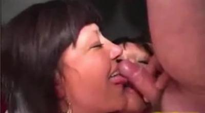 Oriental Lesbloplop Nurses Amuse Their Hard Nurse.