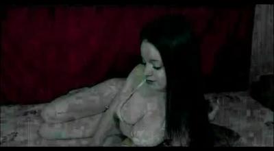 Dark Haired Babe, Indian Lady, Atalanta Slutty Was Wearing Black Stockings And Getting Fucked Hard.