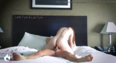 This Hotel Lady Enjoys Extreme Doggy Sex Of The Other Lady In The Soap Table With Her Cock