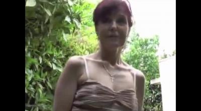 Joyce Gold In Shiny Bbw Loving Anal