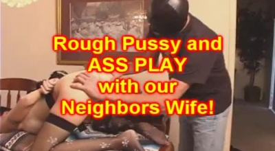 Slut Wife Rough Fucked By Her Crowded Husband
