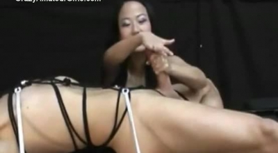 Asian Coed Cfnm Korean Guy Getting Long Strokes With Messy Anal Fuckfest