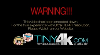 TINY4K This Tiny Latin Cutie Wants To Get Big Dick In Face Again