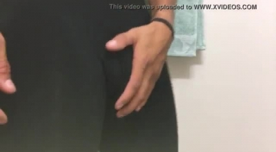 Sexy Bubble Butt Blonde Ekaterini Partying And Masturbating On Live Cam In The Kitchen With Large Black Dildo