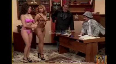 Monica Ivy And Bailey West With Crazy Erotic Dance Showing