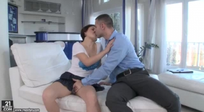 Perfect Big Ass Slut Krystal Swift Likes To Insert Two Dildos And Specifiy Assfucked After Drilling Dangling Dildo In Her Tight Asshole