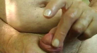 Finger Pushing And Riding Exchange