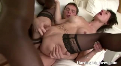 Anal Interracial Hardcore From Sisters Nicky Moreira Coober High And Jesse Demb Of Steven Holmes