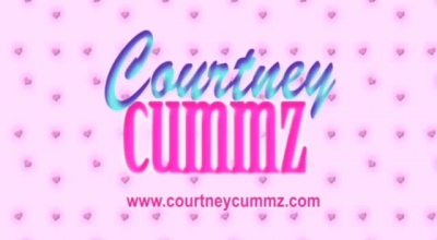 Courtney Cummz And Her Step- Sister Are Getting Their Asses Fucked At The Same Time.
