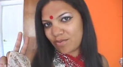 Chubby Indian Woman, Kiera Winters Has A Thing For Looking After Her Elderly Husband's Needs.