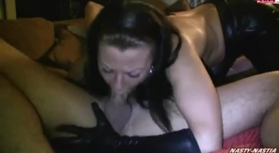 Vana Is Deepthroating Like A Pro And Getting Those Big Cock Deep Inside Her Tight Fuckholes.