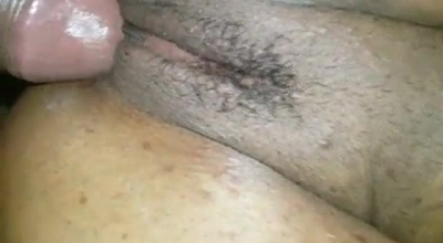 Yard Worker Washesand Dishes Cum To Ebony