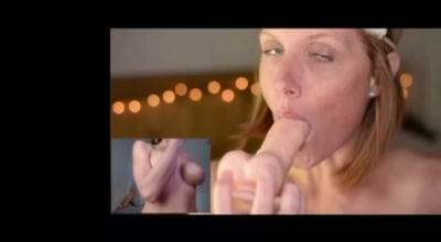 Redhead Girl Is Absolutely Delirious For Excretion