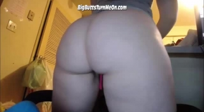 Big Booty PAWG Lexi Lore Gets Public Nudity