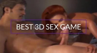 3D Animation Hentai Fighting Scene